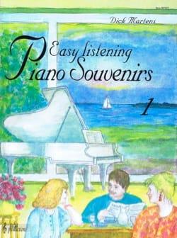 Easy Listening Piano Souvenirs Volume 1 - laflutedepan.com