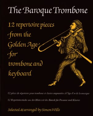 The Baroque Trombone - Partition - Trombone - laflutedepan.com