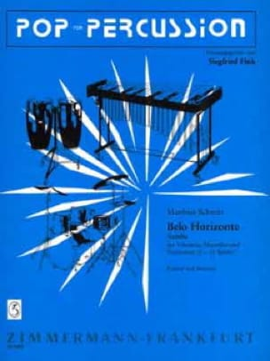 Matthias Schmitt - Belo horizonte (Samba) - Partition - di-arezzo.fr