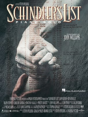 John Williams - Schindler's List - Partitura - di-arezzo.it