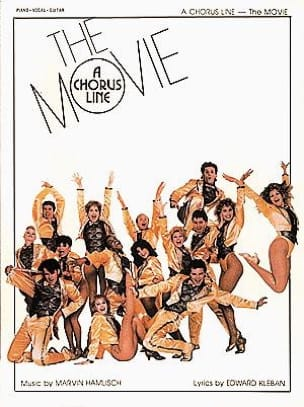 Marvin Hamlisch - A Chorus Line - The Movie - Sheet Music - di-arezzo.co.uk