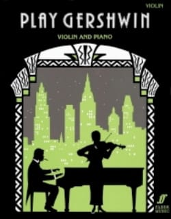 Play Gershwin George Gershwin Partition Violon - laflutedepan
