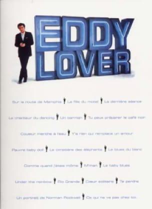 Eddy Mitchell - Eddy Lover - Sheet Music - di-arezzo.co.uk