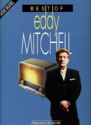 Eddy Mitchell - Best Of - Sheet Music - di-arezzo.co.uk