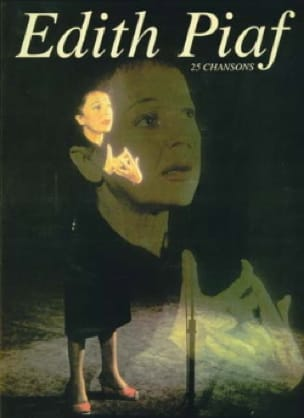 Edith Piaf - 25 Songs - Sheet Music - di-arezzo.com