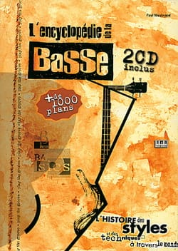 Paul Westwood - Encyclopedia of the Bass - Sheet Music - di-arezzo.co.uk