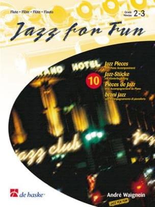 - Jazz For Fun Grade 2-3 - Partition - di-arezzo.fr