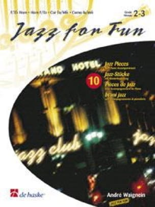 - Jazz For Fun Grade 2-3 - Partition - di-arezzo.fr