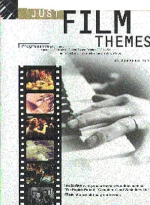 Just Film Thèmes. Piano - Stephen Duro - Partition - laflutedepan.com