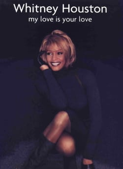 Whitney Houston - My Love Is Your Love - Sheet Music - di-arezzo.com