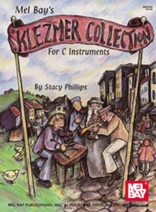 Stacy Phillips - Klezmer Collection For C Instruments - Partition - di-arezzo.fr