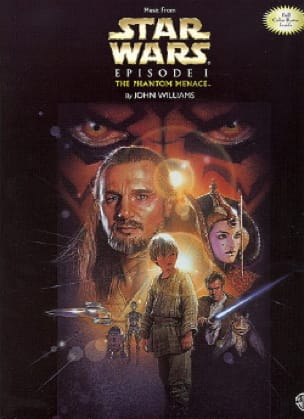 John Williams - Star Wars Episode 1 - The Phantom Menace - Sheet Music - di-arezzo.co.uk