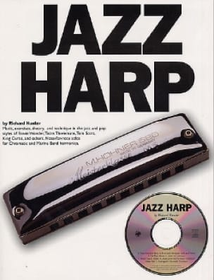 Richard Hunter - Jazz Harp - Partition - di-arezzo.fr