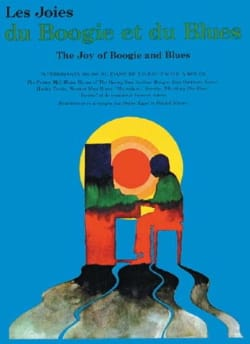- The Joys of Boogie And Blues Volume 1 - Sheet Music - di-arezzo.com