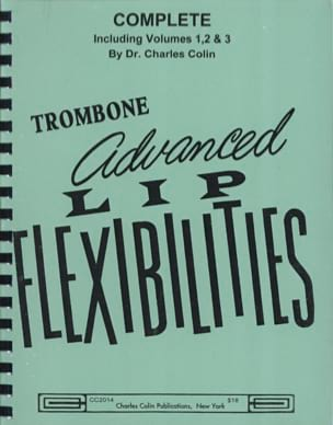 Charles Colin - Advanced Lip Flexibilities - Partition - di-arezzo.fr