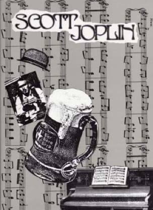 Scott Joplin - Scott Joplin - Sheet Music - di-arezzo.co.uk
