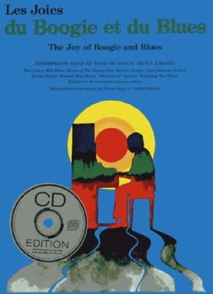 - The Joys of Boogie And Blues - Sheet Music - di-arezzo.co.uk