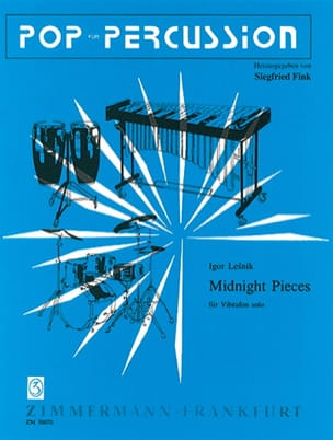 Igor Lesnik - Midnight Pieces - Sheet Music - di-arezzo.co.uk