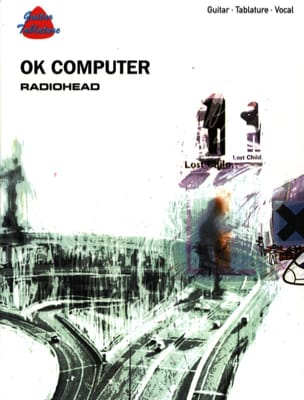 Ok Computer Radiohead Partition Pop / Rock - laflutedepan