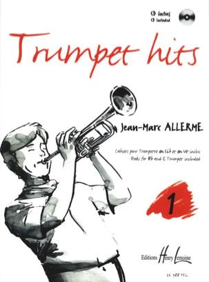 Jean-Marc Allerme - Trumpet Hits Volume 1 - Partition - di-arezzo.fr