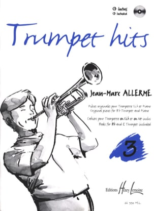 Jean-Marc Allerme - Trumpet Hits Volume 3 - Partition - di-arezzo.fr