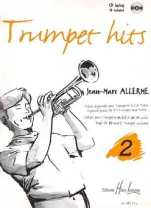 Jean-Marc Allerme - Trumpet Hits Volume 2 - Partition - di-arezzo.fr