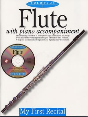 Solo Plus My First Recital - Partition - laflutedepan.com