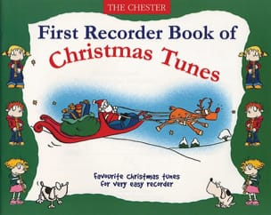 - First Recorder Christmas Book Of Tunes - Sheet Music - di-arezzo.co.uk