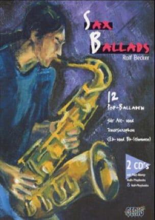 - Sax Ballads Volume 1 - Partition - di-arezzo.fr