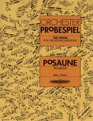 - Orchester probespiel - Partition - di-arezzo.fr