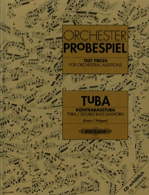 Orchester Probespiel - Sheet Music - di-arezzo.co.uk