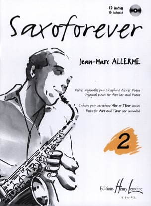 Jean-Marc Allerme - Saxoforever Volume 2 - Sheet Music - di-arezzo.co.uk