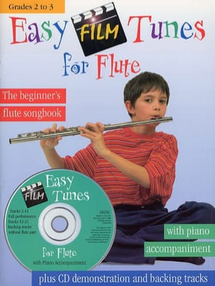- Easy Film Tunes For Flute - Partition - di-arezzo.fr