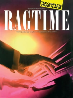 The Complete Piano Player - Ragtime - Partition - laflutedepan.com