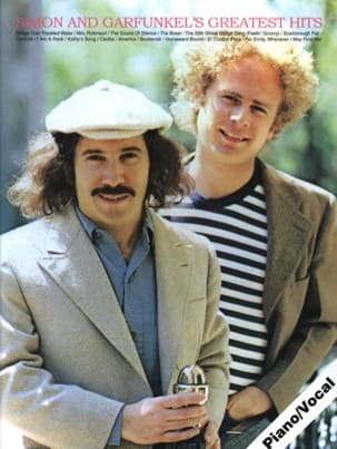 Simon & Garfunkel - Greatest Hits - Partition - di-arezzo.ch