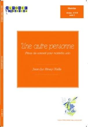 Jean-Luc Rimey-Meille - Une Autre Personne - Partition - di-arezzo.fr