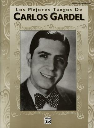 Carlos Gardel - Los Mejores Tangos De ... - Sheet Music - di-arezzo.co.uk