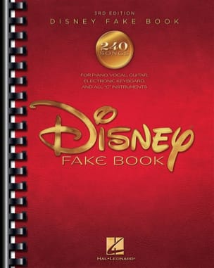 DISNEY - Disney Fake Book - Sheet Music - di-arezzo.co.uk