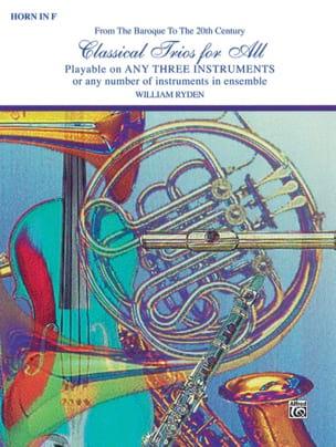 Classical Trios For All - Partition - di-arezzo.fr