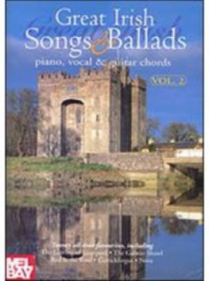 - Great Irish Songs and Ballads Volumen 2 - Partitura - di-arezzo.es