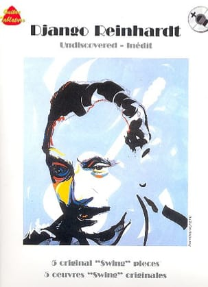 Undiscovered - Django Reinhardt - Partition - Jazz - laflutedepan.com