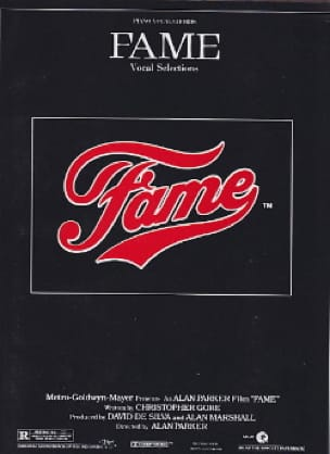 - Fame - the Movie - Sheet Music - di-arezzo.com