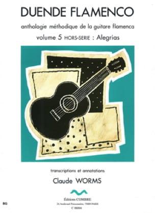 Duende Flamenco Volume 5 Hors-Serie: Alegrias - laflutedepan.com
