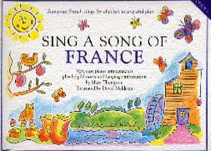 - Sing A Song Of France - Partition - di-arezzo.fr