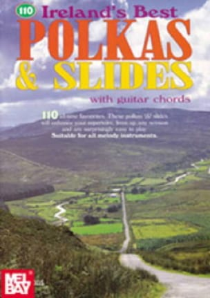 110 Ireland's Best Polkas - Slides - Sheet Music - di-arezzo.co.uk