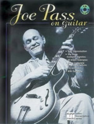 Joe Pass On Guitare Joe Pass Partition Jazz - laflutedepan