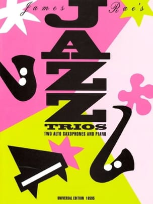 James Rae - Jazz Trios - Sheet Music - di-arezzo.co.uk