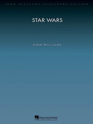 John Williams - Star Wars - Suite For Orchestra Première Trilogie - Partition - di-arezzo.fr
