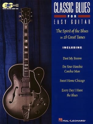 - Classic Blues For Easy Guitar - Sheet Music - di-arezzo.co.uk