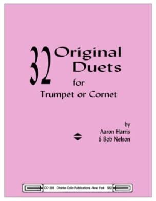 32 Original Duets Harris A. / Nelson B. Partition laflutedepan